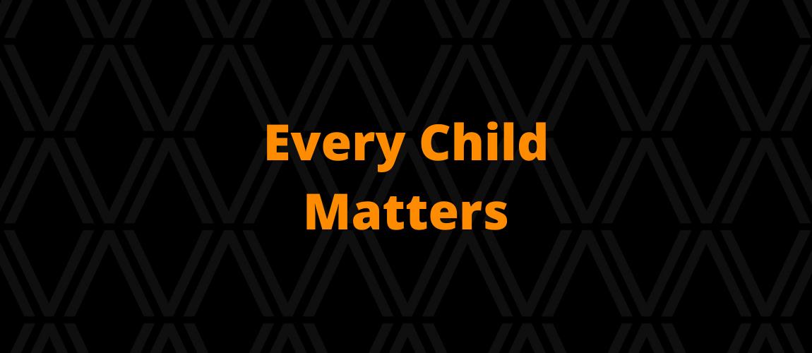 Orange-Font-Black-Background-Every-Child-Matters