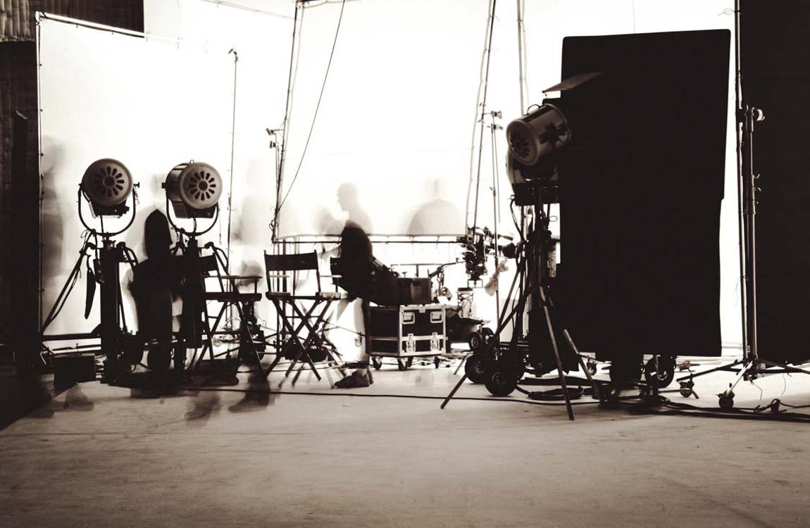 Filming-studio