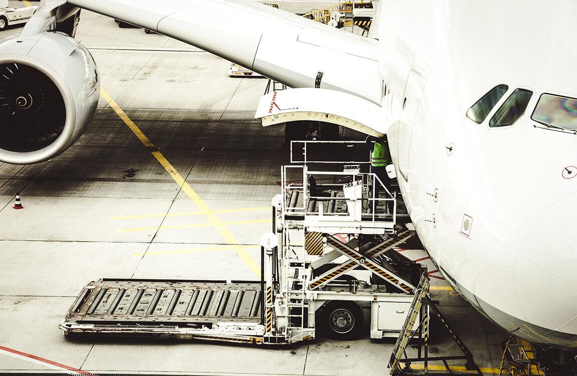 Fixing-airplane