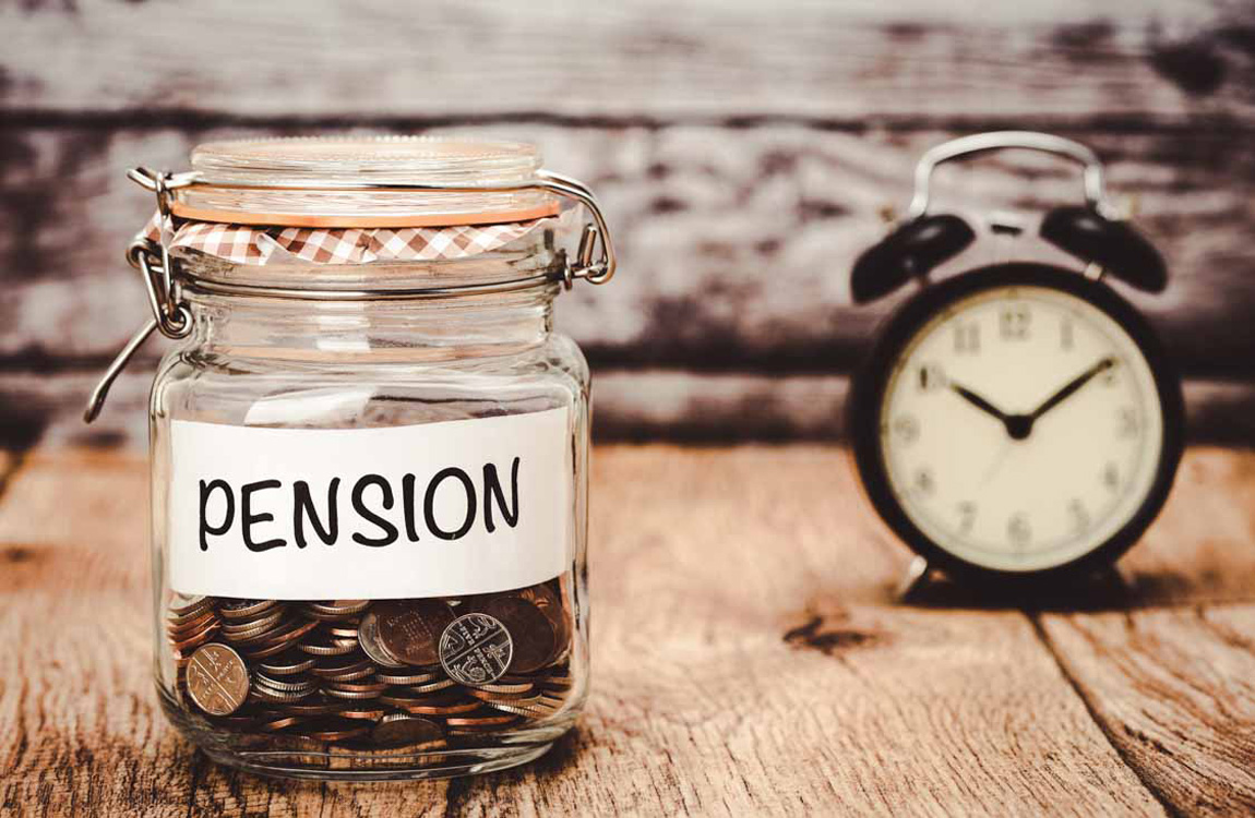Pension-saving